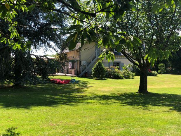 Jardin en Normandie